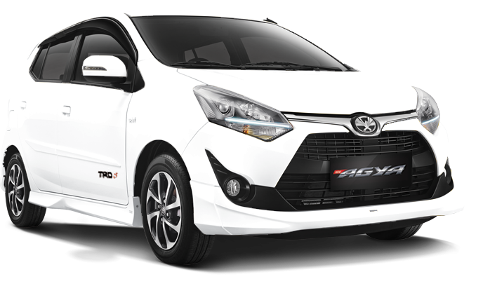 Toyota Agya 1.2L TRD M/T