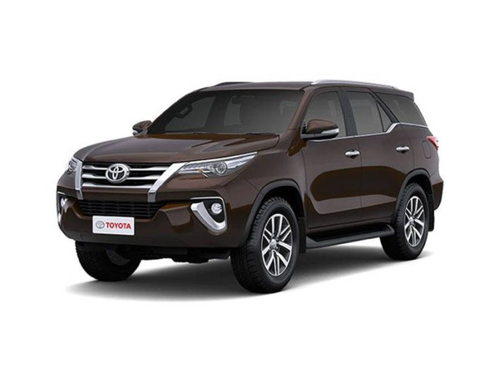 Toyota Fortuner 2.7 SRZ A/T