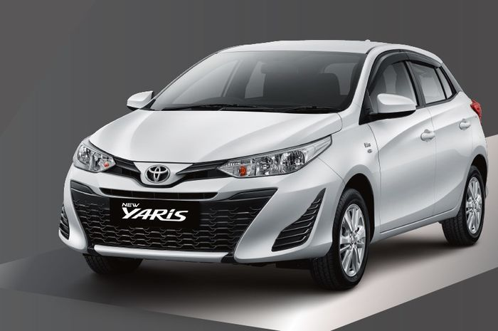 Toyota Yaris E Grade CVT