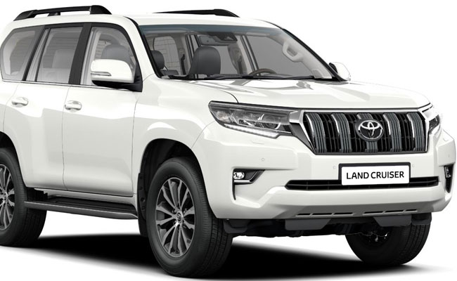 Toyota Land Cruiser VX- R