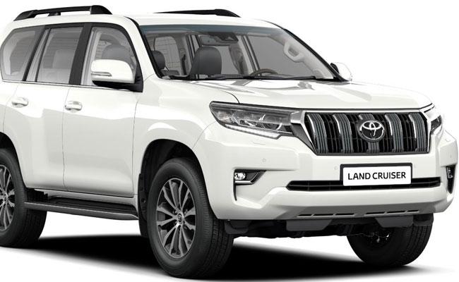 Toyota Land Cruiser VX- R