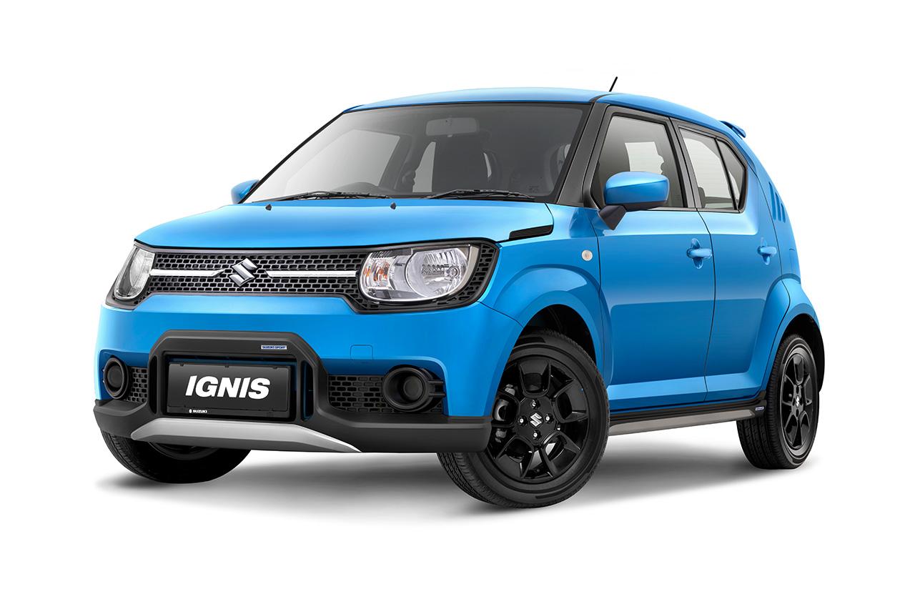 Suzuki Ignis Sport Edition MT