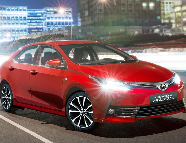 Toyota Corolla Altis 1.8 G M/T